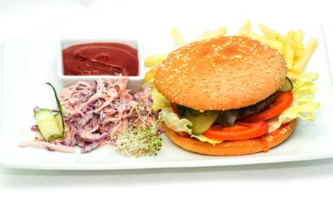 Бургер «Итальянский» меню